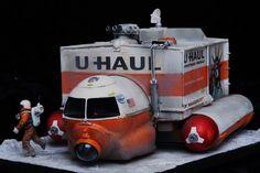 U-Haul. Their service probably still sucks  in the future.