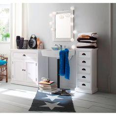 Smuk kommode   Halifax #halifax #interior #interiordesign #interiør #interiørdesign #interiørbutikkendk #indretning #bolig #boligindretning #kommode #hvidkommode Closet, Decor, Storage, Ironing Center, Cabinet, Furniture, Home Decor