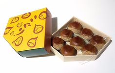 栗のアイデア商品!ありそうでなかった「和」な栗菓子3選