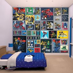 32 best transformers room project for reed images boy room boy rh pinterest com