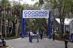 Gooding & Company...where it all happens.