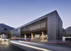 Zivilschutzzentrum | Meran | gildehaus.reich architekten