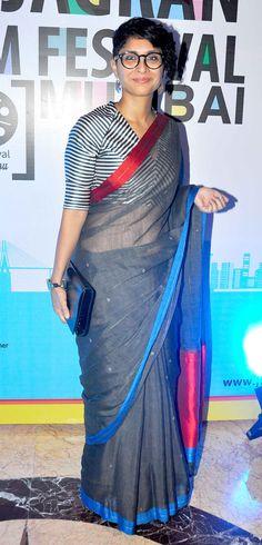 Kiran Rao at Mid Day Jagran Film Festival 2014 - India Today