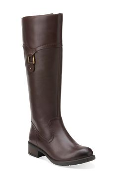 Clarks® 'Swansea Bridge' Waterproof Tall Boot (Women) available at