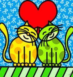 couple pop cats