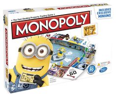 Monopoly Despicable Me 2