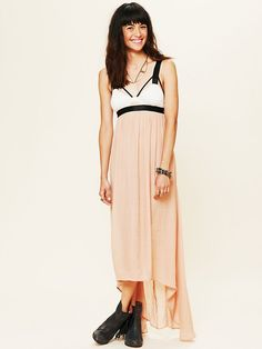 Free People Aurora Maxi Dress, $160.00