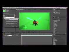 This video has helped our team understand the basics of creating an after effects workflow.