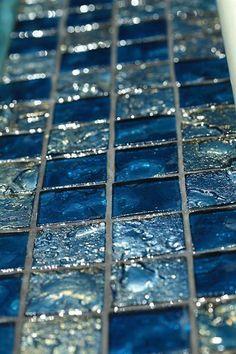 Pool Waterline Tile Ideas lightstreams glass tile pool step tile marker examples Glass Pool Tiles Google Search