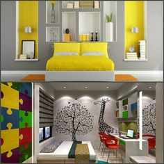 Our interiors
