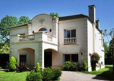 1000 images about casas todos los estilos on pinterest for Casa clasica procrear 1 dormitorio