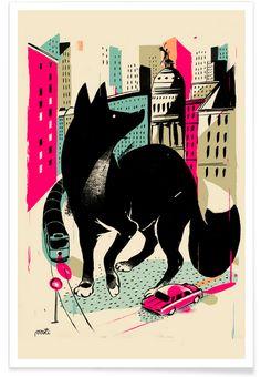 Giants Zorro - Pietari Posti - Premium Poster