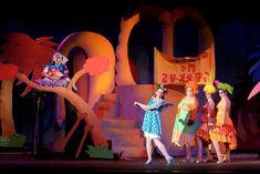 Seuss Set and Costume Ideas
