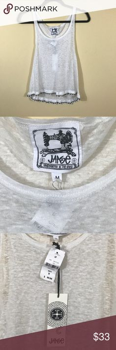 LF Jaase Knit Top Size M LF Jaase Knit Top Size M. New with tags. LF Tops Crop Tops
