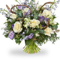 Boeket Michelle XL New born bouquet Greenhouse Noordwijkerhout online te koop via http://www.greenhouseonline.nl/nl/topbloemen-shop