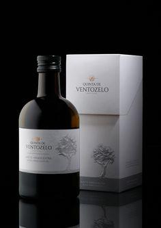 Quinta de Ventozelo Olive Oil. Designed by: Omdesign, Portugal.