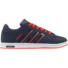 Speciale Adidas derby kids ps (Blauw/oranje) Sneakers van het merk Adidas. Uitgevoerd in blue/orange.