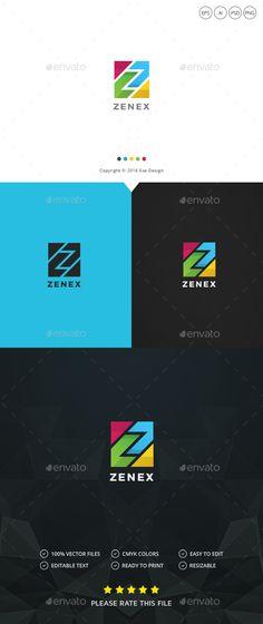 Letter Z Logo - Letters Logo Templates Download here : https://graphicriver.net/item/letter-z-logo/19258100?s_rank=43&ref=Al-fatih