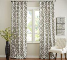 How to Hang Window Panels