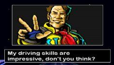 Dr. Stewart - Doctor Stewart - F-Zero X - Nintendo