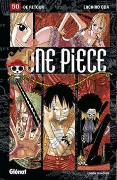 Couverture One Piece, tome 50 : De retour