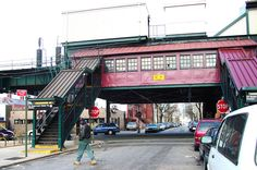 Long Island City, Queens - Court House Square Station