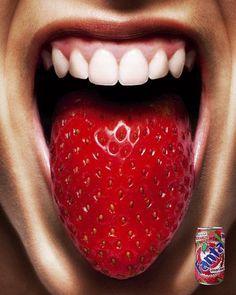 Strawberry Fanta.