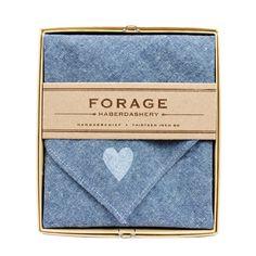 blue valentine {handkerchief}