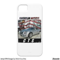 2013 CTS Coupe iPhone SE/5/5s Case