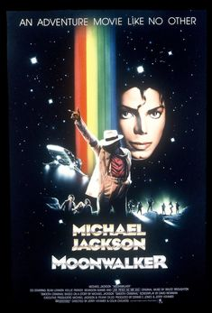 King of POP: Michael Jackson Moonwalker Movie Poster Circa 1989 Michael Jackson Poster, Michael Jackson Wallpaper, Michael Jackson Kunst, Michael Jackson Moonwalker Movie, Jackson Movie, Sean Lennon, Smile Wallpaper, Bon Film, Film Serie