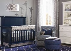 4 in 1 Convertible Wakefield Crib by Bassett Furniture. Can be converted to a day bed, a toddler bed, or a full bed. Color scheme is good for boy's nursery Baby Boys, Baby Boy Rooms, Baby Bedroom, Baby Room Decor, Baby Boy Nurseries, Baby Cribs, Nursery Room, Nursery Decor, Nursery Ideas