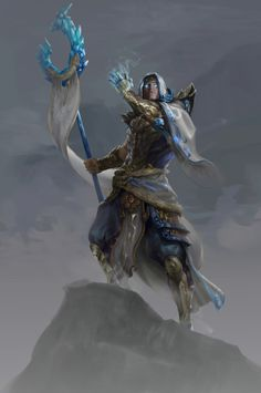 Archean Frost Mage