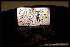 Recital con Kevin Johansen y the Nada en Chile ... Mural