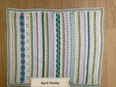 April Haxby's mini CAL