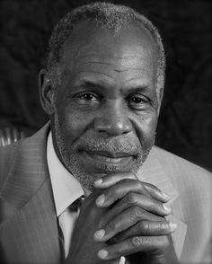 """Daniel Lebern """"Danny"""" Glover (born July is an American actor, film director and political activist. Danny Glover, Black Actors, Black Celebrities, Celebs, Actor Liam Neeson, Famous Black People, Streaming Hd, Vintage Black Glamour, Cinema"""