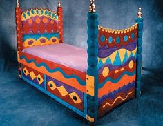 Art Furniture Painted Funky | Google Image Result for 25.media.tumblr.c...