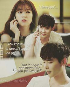 W Two World, ep. 4. #leejongsuk #hanhyoojo #kangcheol #yeonjoo instagram @visually_wandering