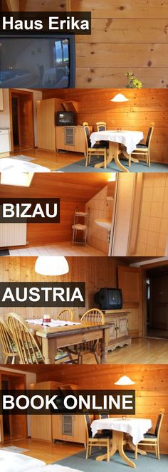 Hotel Haus Erika in Bizau, Austria. For more information, photos, reviews and best prices please follow the link. #Austria #Bizau #travel #vacation #hotel
