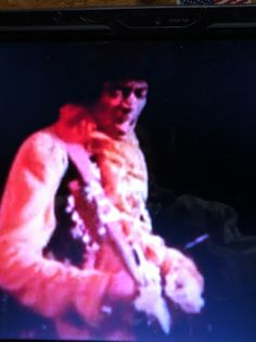 The Man! Jimi Hendrix R.I.P