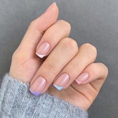 Simple Acrylic Nails, Fall Acrylic Nails, Acrylic Nail Designs, Simple Nails, Simple Elegant Nails, French Nail Designs, Chic Nails, Stylish Nails, Swag Nails
