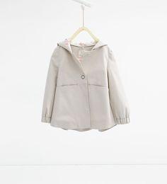Image 1 of Detachable jacket from Zara