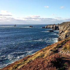 les côtes Bretonnes sont vraiment splendides ! #voyage #travel #traveling #travelgram #teamtravelers #bestdestinations #picoftheday #landscape #finistere #bretagne #france #Ocean by chris_voyage #travel