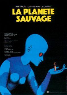|| La Planéte Sauvage (The Fantastic Planet) - 1973