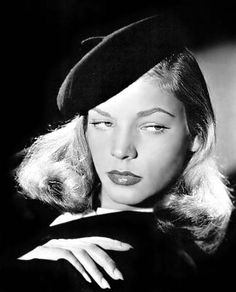 50s movie star photos | Style File: Lauren Bacall | Style Matters