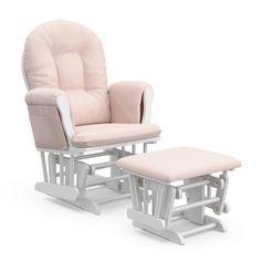 Glider Chair And Ottoman For Nursery Gliders Nursery Glider Chair And Ottoman Australia. Glider Chair And Ottoman For Nursery. Glider And Ottoman, Glider Chair, Blush Cushions, Fabric Ottoman, Ikea, Hoop, Pink Fabric, Sea Nursery, Nursery Decor