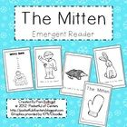The Mitten Book {Emergent Reader}: The sight words included are: the, is, in, my, are, and who. 1.50