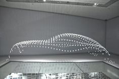 BMW Kinetic Sculpture by ART+COM / has to be one of my favorite installations