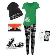 A fashion look from March 2015 featuring Converse sneakers. Browse and shop related looks.