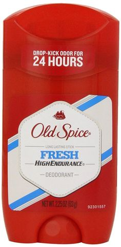 Old Spice High Endurance Fresh Scent Men's Deodorant, 2.25 oz