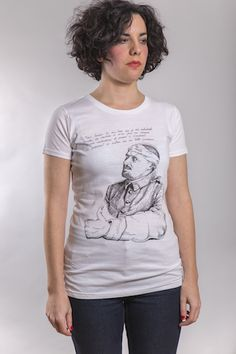 Apollinaire T-Shirt Woman White